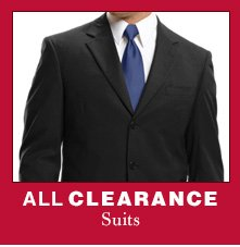 Clearance Suits - EXTRA 40% OFF