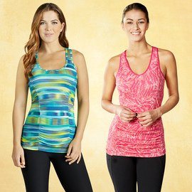 Good Form: Shaping Activewear