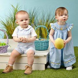 Easter Adorable: Kids' Smocking