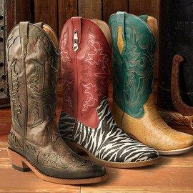 Roper Women's & Men's Boots