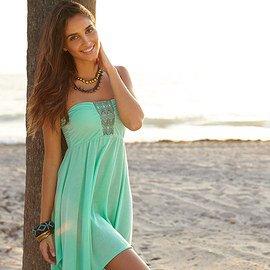 Beach Beauty: Women's Apparel