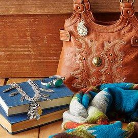 Western Style: Handbags & Jewelry