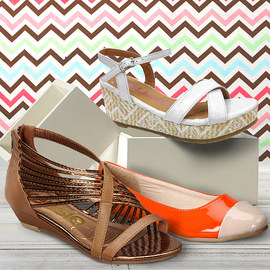 On-Trend Tween: Girls' Footwear