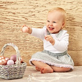Bunny Baby: Infant Apparel & Accents