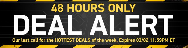 Our Hottest Deals Of the Week
