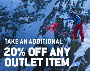Take an Additional 20% Off Outlet