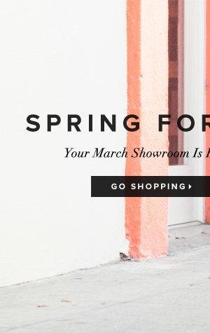 Go Shopping: