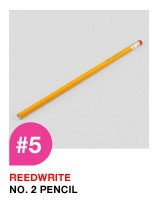 ReedWrite No. 2 Pencil