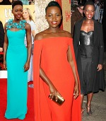 Lupita Nyong'o's Best Looks During Award Season