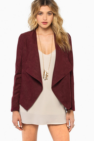 Zac Draped Jacket 54