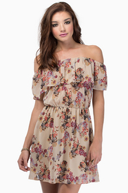 Tania Floral Dress 40