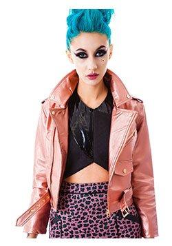 lip-service-copper-vinyl-leather-moto-jacket