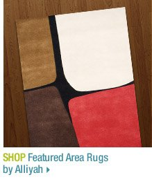 Shop Featured Area Rugs by Alliyah