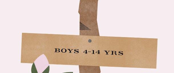 BOY 4-14 YRS