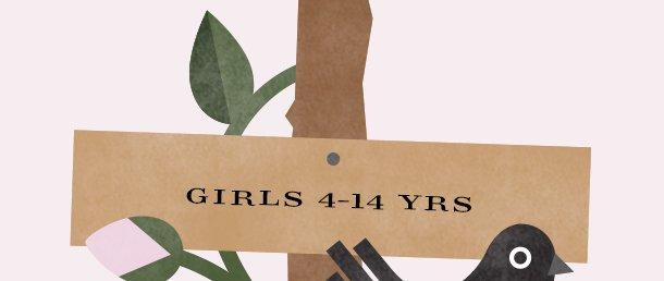 GIRL 4-14 YRS
