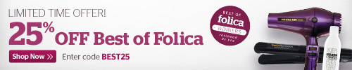 25% Off Best of Folica