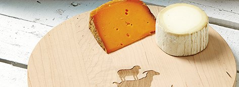 limited release of 204 round wood cheese  board 44.95