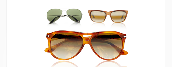 SPRING-READY SHADES UP TO 40% OFF
