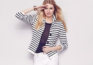 Spring Style: The New Nautical