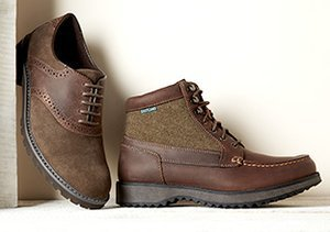 All-Weather Shoes & Boots