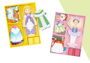 Pirates to Princesses: Toys