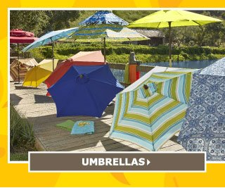 Shop patio umbrellas