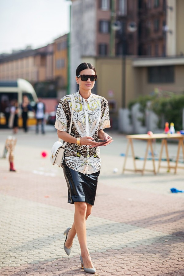 Saturday Style With Leila Yavari