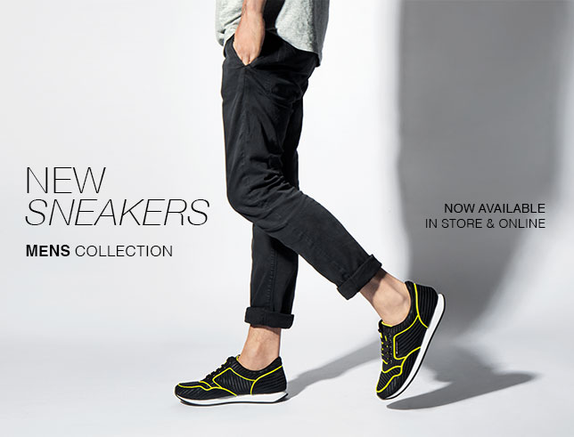 Introducing NEW Sneakers by United Nude