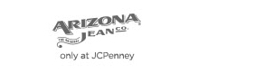 ARIZONA JEANS only at JCPenney