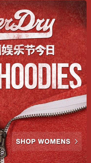 Zipped Hoodies