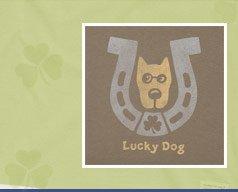 Men's Lucky Dog Tee