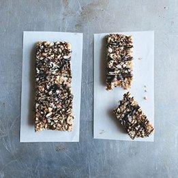 Chocolate Nut Bars