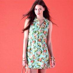 Chic Dresses Under $49