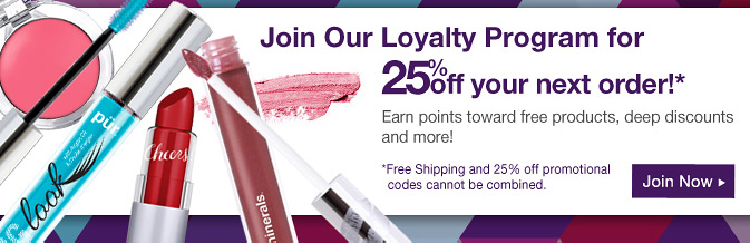 Join Our Loyalty Program for 25% Off Your Next Order!