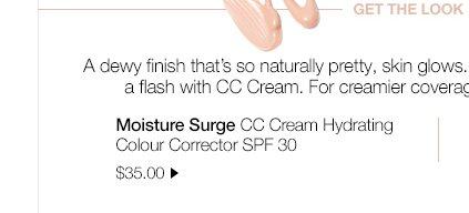 NEW Moisture Surge CC Cream