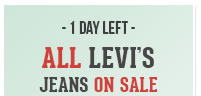 All Levis on Sale