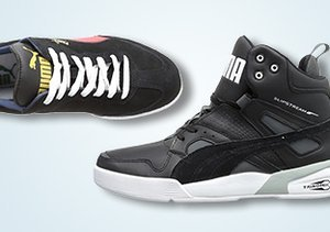 March On: Sneakers feat. Puma