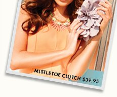 Mistletoe Clutch