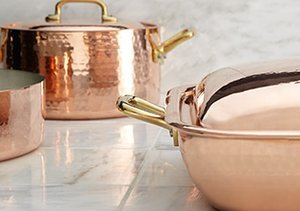 The Copper Kitchen