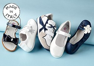 Made in Italy: Ciao Bimbi Shoes