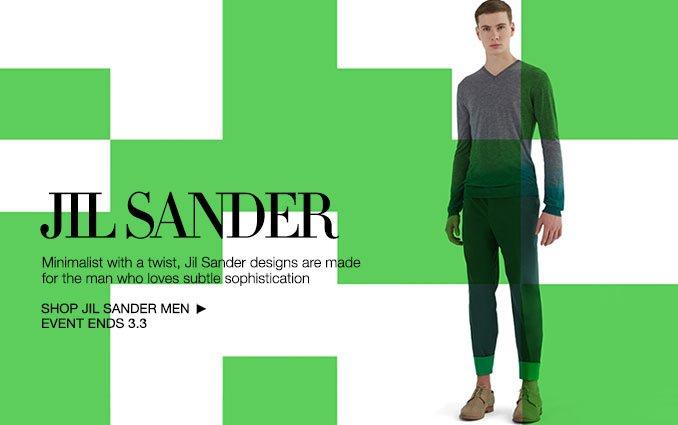 Shop Jil Sander - Men.