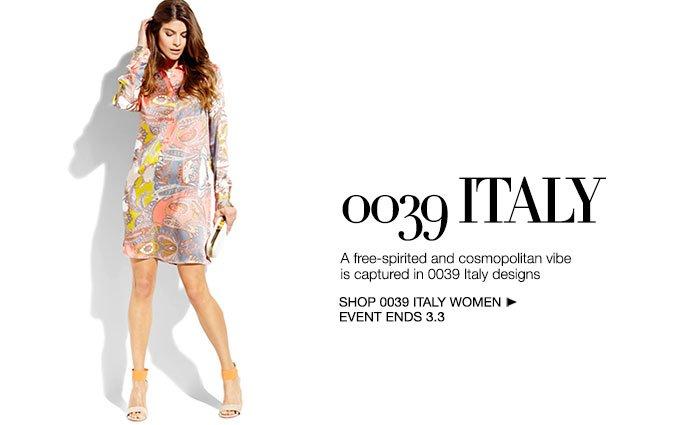 Shop 0039 Italy - Ladies.