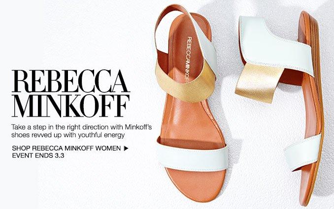 Rebecca Minkoff- Shoes