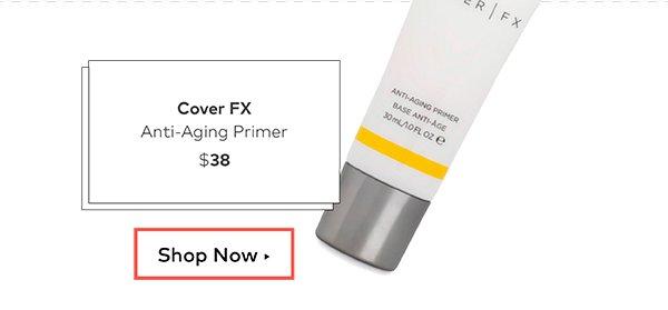 Cover FX Anti-Aging Primer, $38