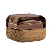 Vitriini Box, Sand/Wood