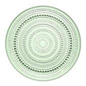 Kastehelmi Plate, Apple Green