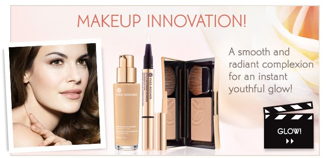 MAKEUP INNOVATION!
