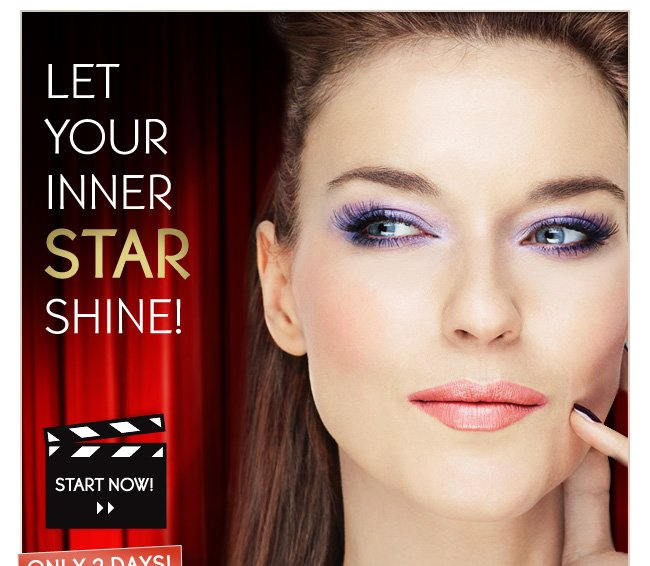 LET YOUR INNER STAR SHINE!