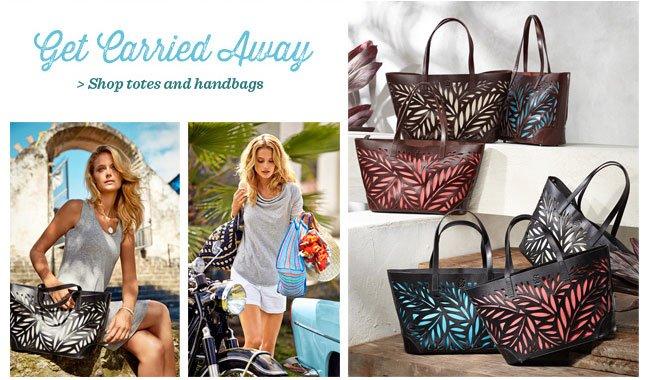 Shop Totes and Handbags