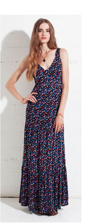 Lana Maxi Dress - Shop Now